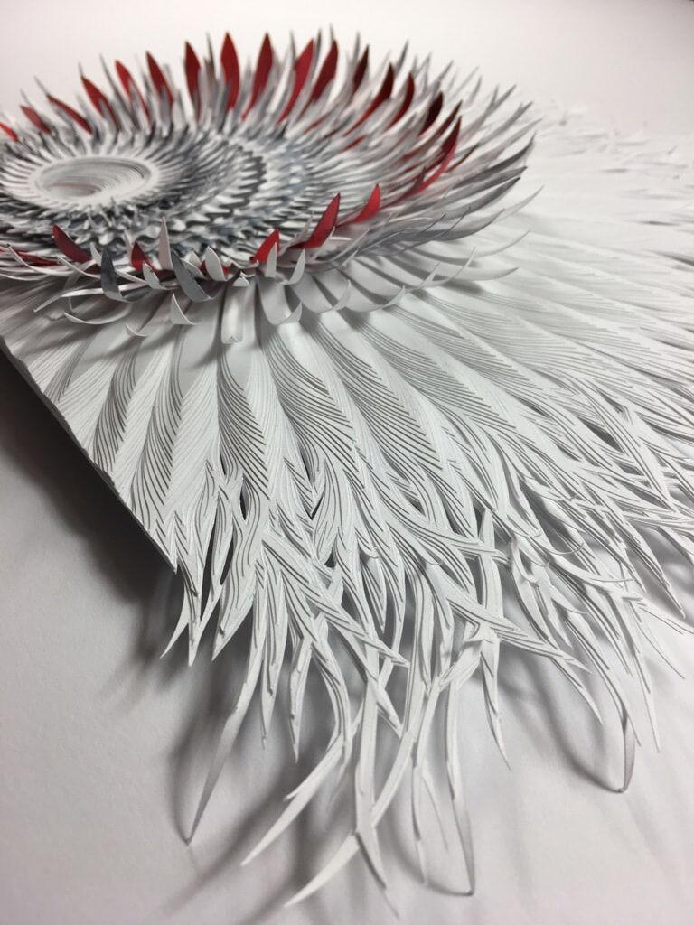 'Ju Hua II' - Chrysanthemum II