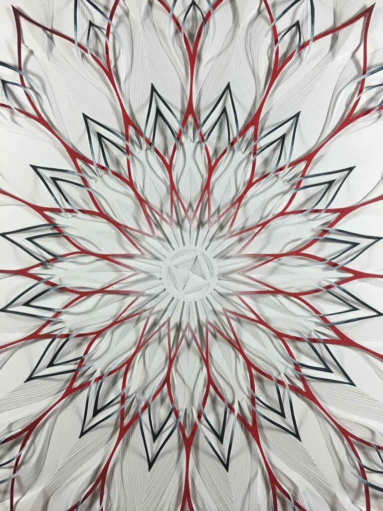 'Ju Hua I' - Chrysanthemum I (detail)