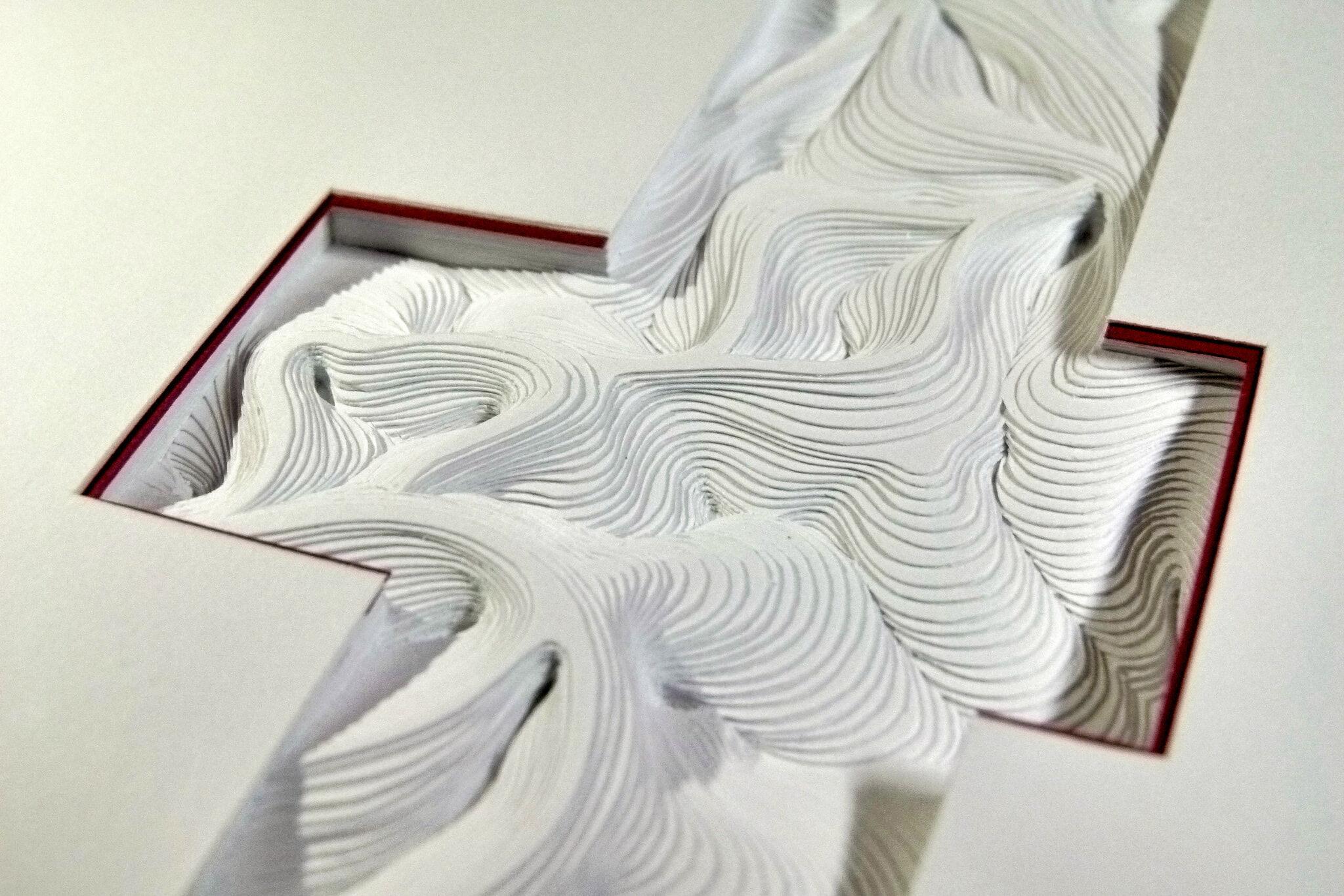 Vignette - Dunes (detail)