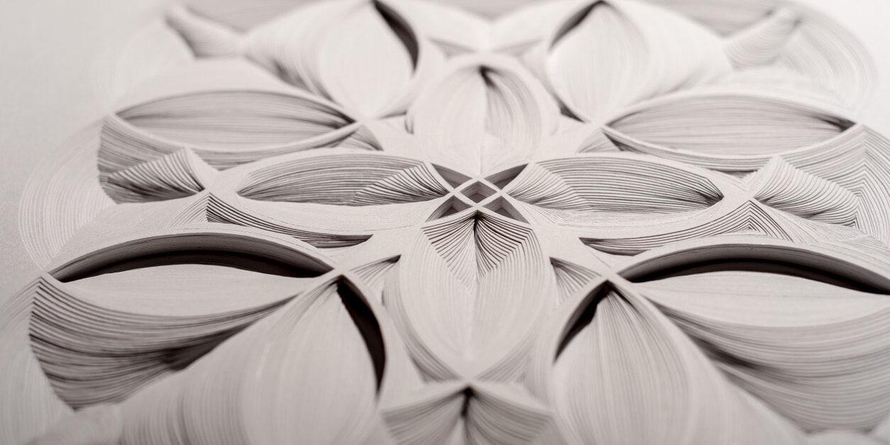 Mandala I - Detail