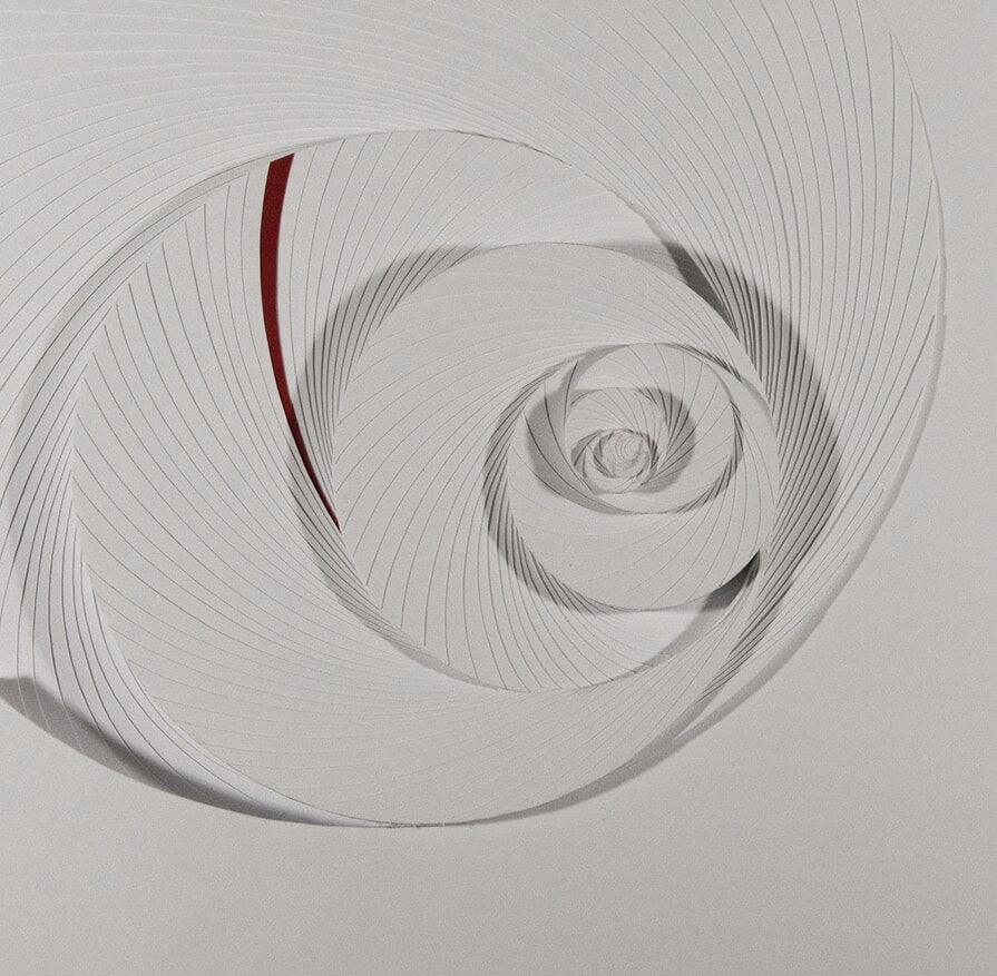 Rose II (detail)