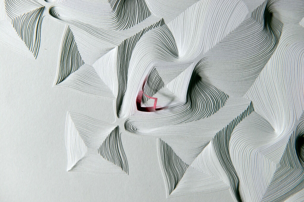 Lotus Bloom (detail)