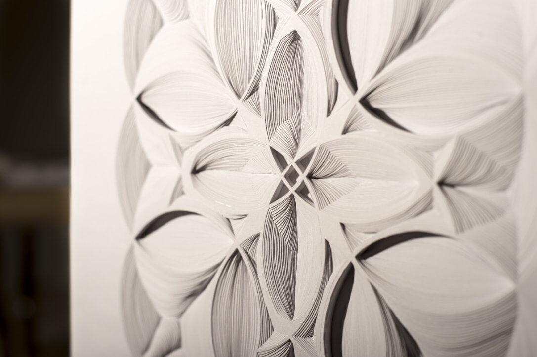 Mandala I (detail)
