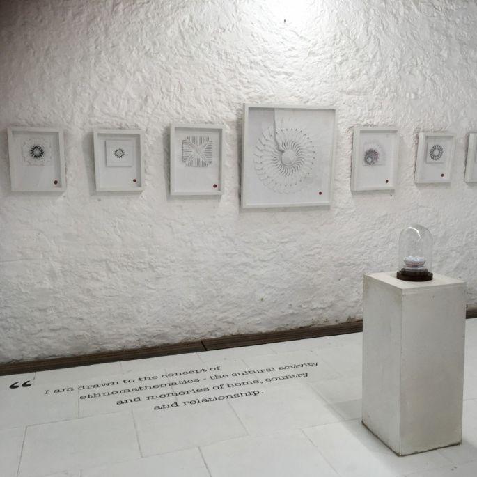 Something old, something new exhibition